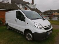 Vauxhall vivaro for sale excellent condition and runner. Recent mot and fully serviced