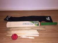 Cricket set Deluxe size 3