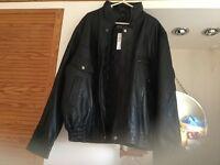 Leather jacket BRAND NEW