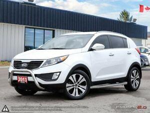 2013 Kia Sportage EX,B.TOOTH,USB,HEATED SEATS
