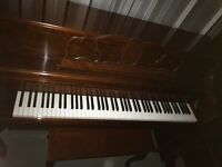 USA Import - Beautiful Conover Cable Upright Piano