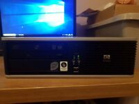 HP DC7900 QuadCore/SSD