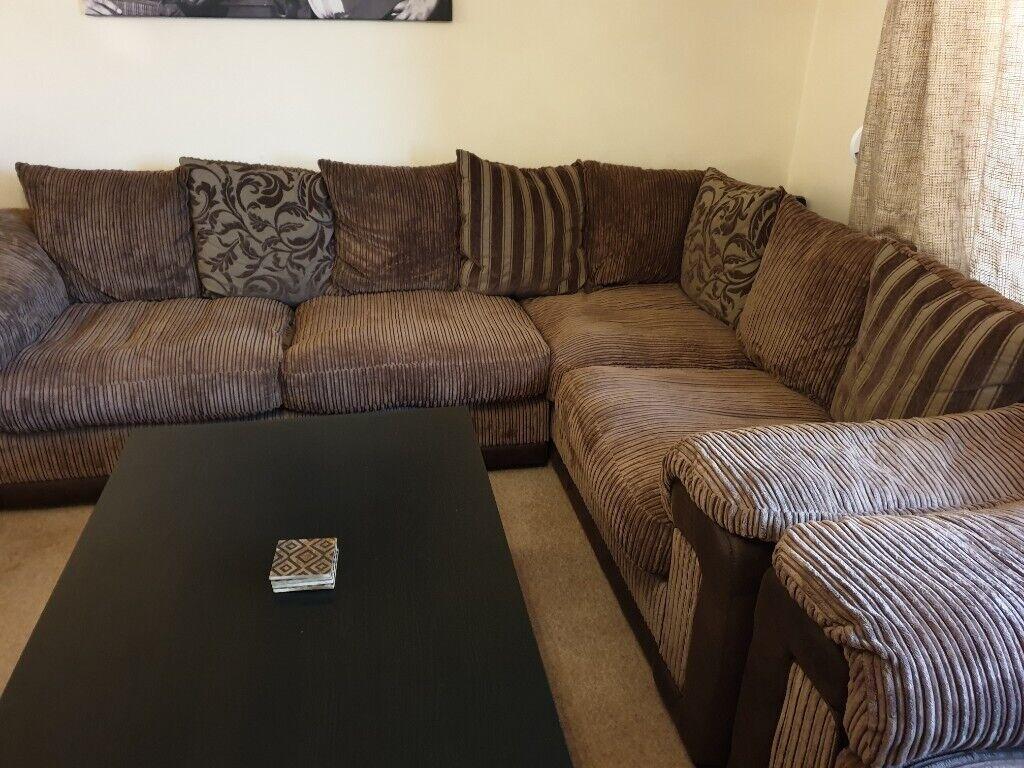DFS corner sofa and armchair | in Westbury On Trym ...