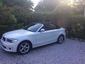 BMW one series convertible exclusive edition