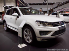 VW Touareg 2 (7P /7PH) 3.0 TDI 4Motion Test