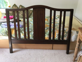 Double Headboard only, no fixings or rails