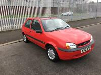 FORD FIESTA LOW MILEAGE