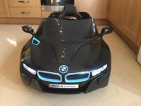 Electric Ride On BMW i8 12v for sale