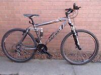 Shogun XC200 mountain bike