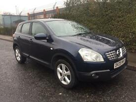 ***2009 NISSAN QASHQAI 1.5 DCI ACENTA FULL SERV HIST+CAMBELT DONE+VERY ECONOMICAL*** £4690!