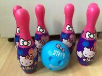 Hello Kitty Indoor Skittles Set
