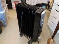 Oil & Fan Heater