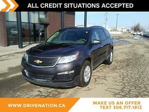 2014 Chevrolet Traverse LS AWD SATELLITE RADIO SECURITY SYSTEM