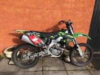KX250F 2016 12.12.2016 Registered 14 months old!! May swap! OPEN TO OFFERS