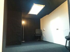 Music production / rehearsal space for monthly hire BN41