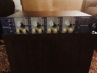 Focusrite ISA 428 MkII 4 Channel Mic Preamp with DI