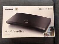 Samsung 4K Ultra HD Blu-Ray Player UBD-K8500