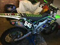 2016 Kxf 250 (Reduced to sell!)