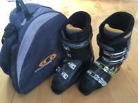 X Wave 8 Salomon Ski Boots