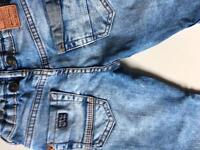 Zara and next Jeans Age 4/5