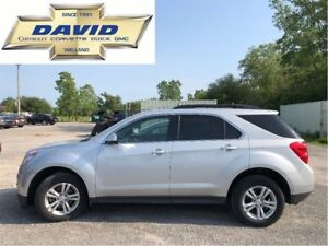2015 Chevrolet Equinox 2LT FWD/ HEATED SEATS/ SAFETY PACKAGE/ FO