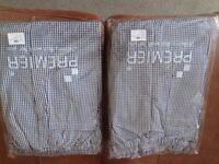 Chefs Check Trousers Size Small