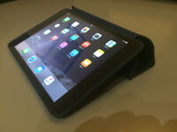16GB iPad Mini 2 + Blue Apple iPad Cover - Perfect Condition (RRP: £219)