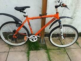 Diamond back overdrive bike