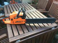 Kiam chainsaw