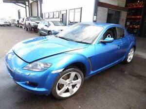 2005 MAZDA RX8 FE 13B MANUAL FOR WRECKING Royal Park Charles Sturt Area Preview