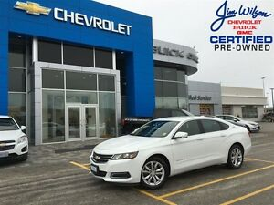 2016 Chevrolet Impala LT V6 POWER SEAT BACK UP CAMERA ALLOYS!!!
