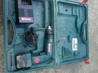 Used but great condition power metabo screwdriver