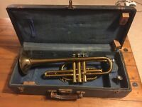 Vintage/Antique Trumpet made in West Germany!
