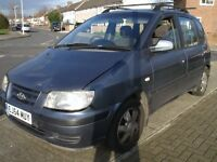 54 REG HYUNDAI MATRIX 1.6 MANUAL