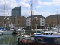 BRIGHT AND SPACIOUS TWO BEDROOM DOCKSIDE APARTMENT AVAILABLE FOR RENT