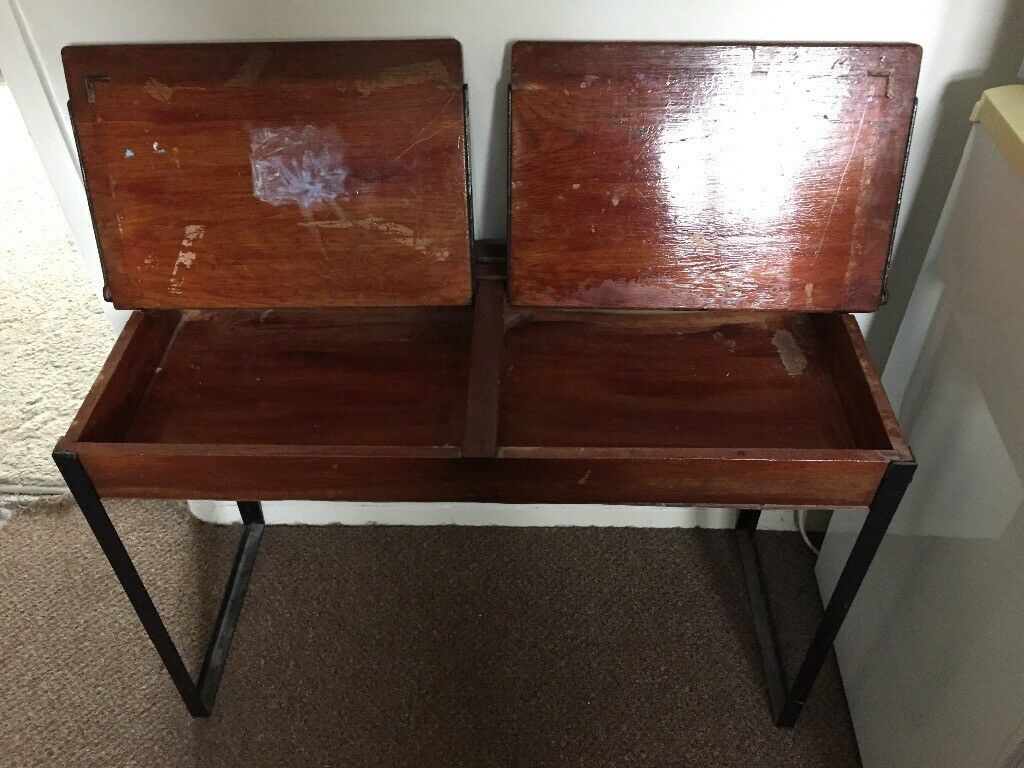 Children S Old Fashioned School Desk