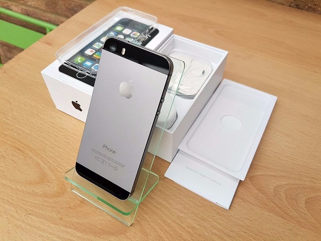 APPLE iPhone 5S 16GB SPACE GRAY (UNLOCKED) IMMACULATE CONDITION, MUST SEEin Slough, BerkshireGumtree - APPLE IPHONE 5S 16GB Space Gray Brand Apple IMEI 013408001906767 Phone model iPhone 5S SPACE GRAY Serial number DX5PH3GSFFG8 Find my iPhone OFF iCLoud status CLEAN Blacklist status CLEAN Housing was changed on BRAND NEW ONE In immaculate condition...