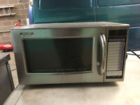 Sharp Commercial Microwave (R-21ATP)