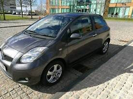 Toyota Yaris 1.4 diesel £20 road tax manual FSH cheap insurance