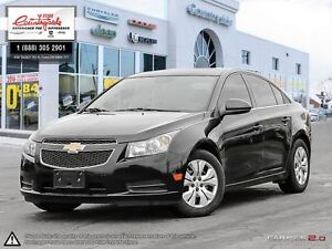 2014 Chevrolet Cruze 1LT *AUTO, 4CYL, TRADE IN*