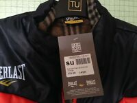 £59 worth Everlast Mens Orange Brown Himalayan Extreme Padded Jacket 'Size L'