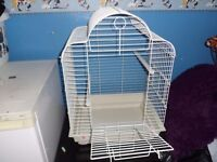 lovely bird cage ideal for budgie or similar size bird