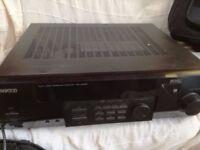 Kenwood KRF-V5050d Audio Video Surround Receiver