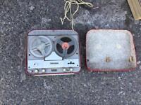 Vintage reel to reel tape player - spares/repairs