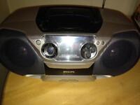 CD / Tape / Radio Player