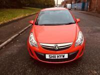Vauxhall corsa 1.3 Cdti ecoflex diesel year 2011 millege 88000