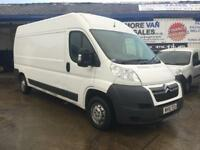 2010 Citroen relay lwb van 2.2 hdi 6 speed 8 months mot px welcome & delivery available