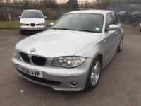 2006 bmw 118 d sport 1 prev owner lady owned hpi clear mint cond absolute bargain genuine sport wow