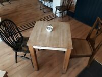 Set of 3 tables and chairs(job lot or separate)