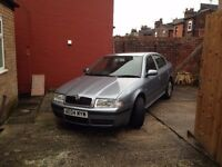 Skoda Octavia 1.9 TDI, Diesel ,135k. Very economical and relaiable car